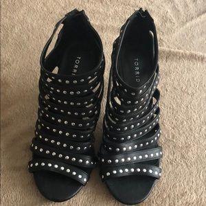 Black Torrid Stilettos